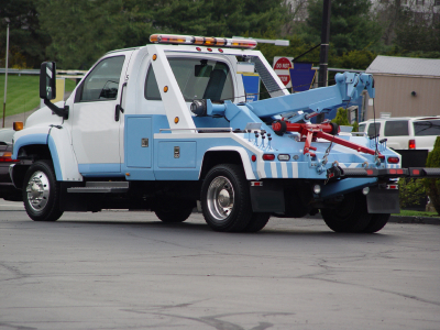 Meridian Tow Truck Insurance